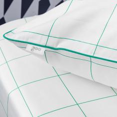 Green check sheet set