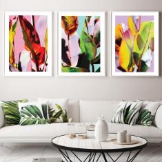 The secret garden art prints (set of 3)