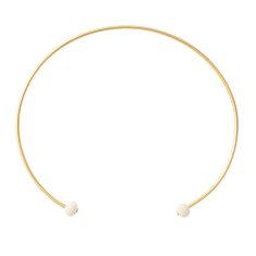 Marina bone necklace