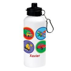 Personalised transport drink bottle