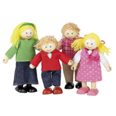 Tidlo doll family