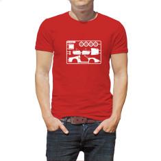 Make your own Ferrari T-shirt