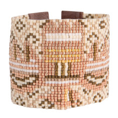 Chan Luu large gold mix cuff