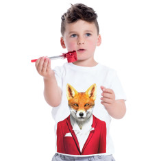 Fantastic fox kids tee