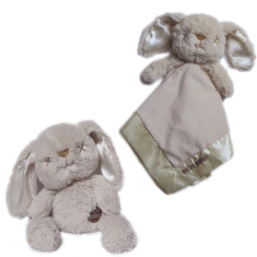 Becky Bunny plush toy set