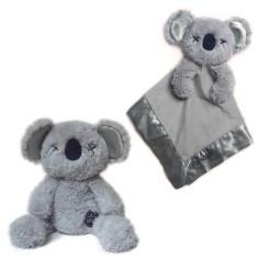 Coco Koala plush toy set
