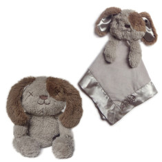 Daryl Dog plush toy set