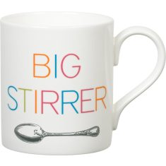 Big stirrer mug