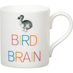 Bird brain mug