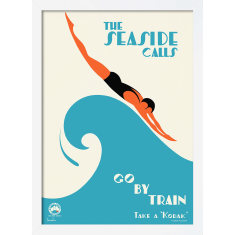 The Seaside Calls #2 Print