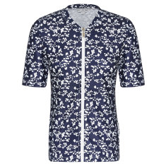 Ladies rashie in blossom blue