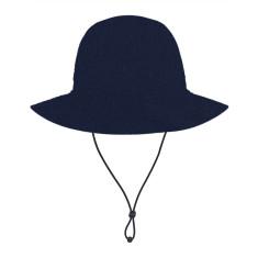 Navy sun hat