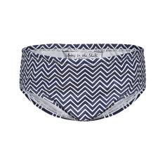 Chevron swimmer nappy