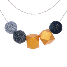 Night Out necklace by Mon Bijou