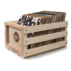 Crosley Vinyl Record Storage Crate