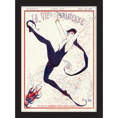 La Vie Parisienne Print