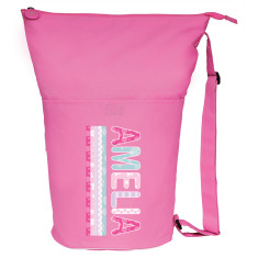 Personalised Swim Bag - Allsorts Pastel