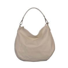 Stella Beige Soft Leather Bag