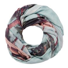 Palm Springs giant wool scarf