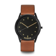 Hypergrand 01 classic watch in black vintage