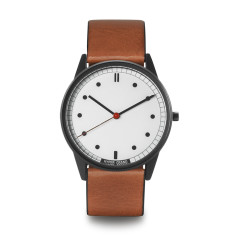Hypergrand 01 classic watch black white
