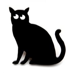 Suzie Cat Brooch
