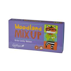 Woodland mix up card game