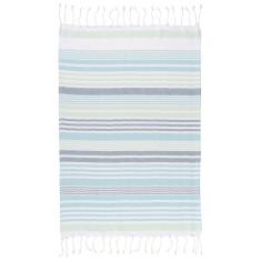 Hammam Towel Mint Stripe