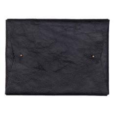 Fitzroy folio gadget case in black