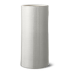 Grey bloom large vase