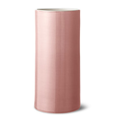 Pink bloom large vase