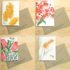 Bloom cards (set of 8)