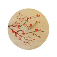 Objectify Blossom Wall Clock