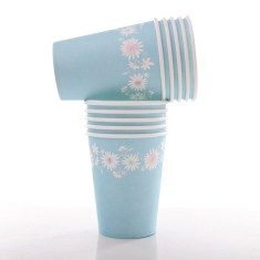 Daisy chain paper cups (2 packs)