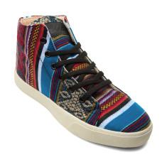 Inkkas high-top shoes in bluebird