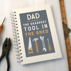 Personalised DIY Sharpest Tool Notebook