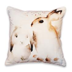 Best Bunnies Cushion Cover
