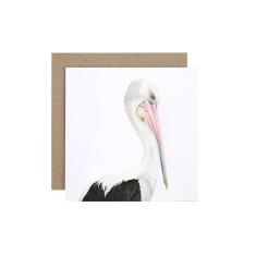 Pelican Greeting Card (pack of 5)