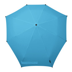 Senz Bright Blue automatic pocket umbrella
