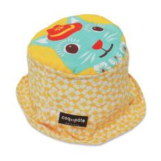 Sun hat in cat