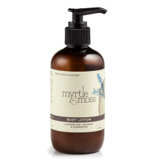 Lavender & cedarwood body lotion