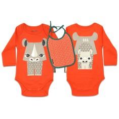 Rhino onesie set