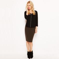 Pencil Skirt Midi