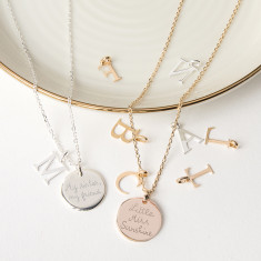 The Alphabet Necklace