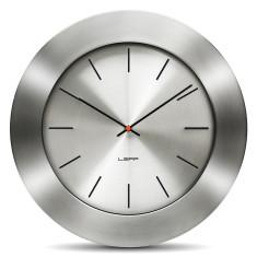 LEFF Amsterdam clock in bold