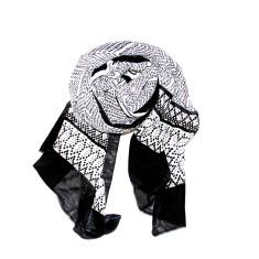 Bopa silk & cotton scarf