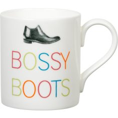 Bossy boots mug