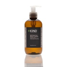 Kind botanical body wash