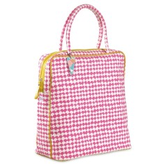 Bowling bag in pixie rose