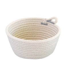 Rope Basket - Grey